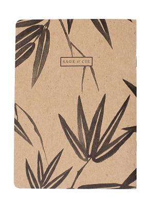 Kyoto Bamboo Notebook